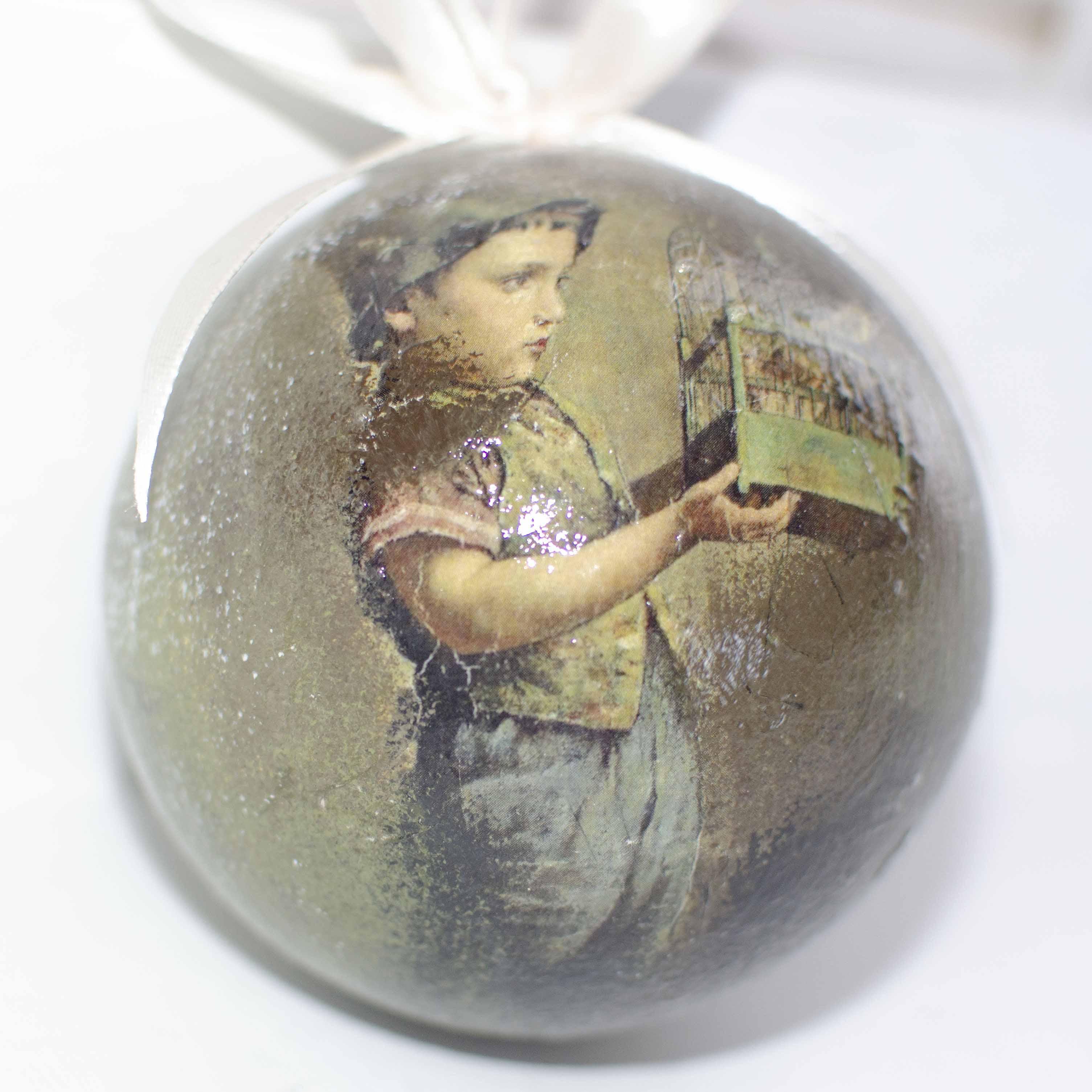 елочный шар купить