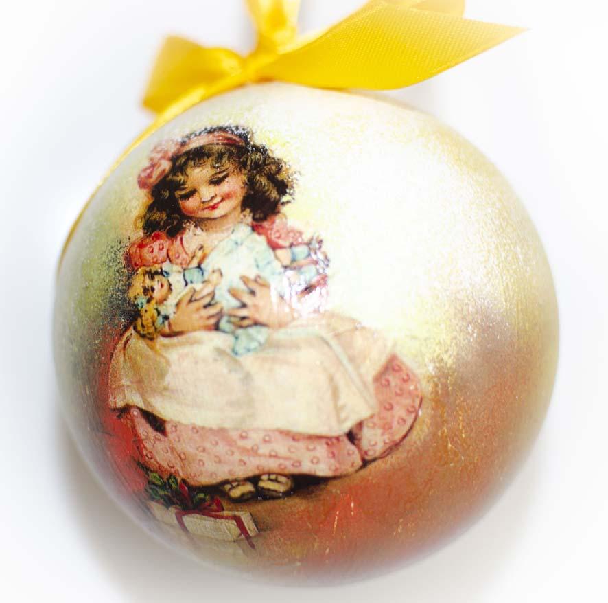 новогодний елочный шар купить