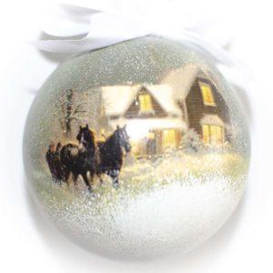 Новогодние шары купить