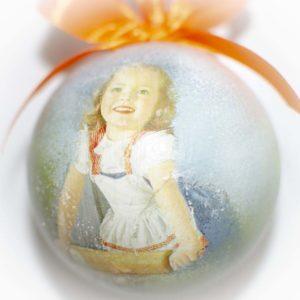 елочные шары ручной