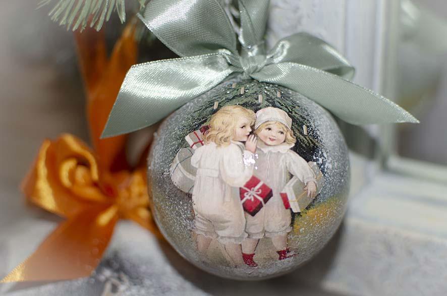 новогодний подарок детям на елку