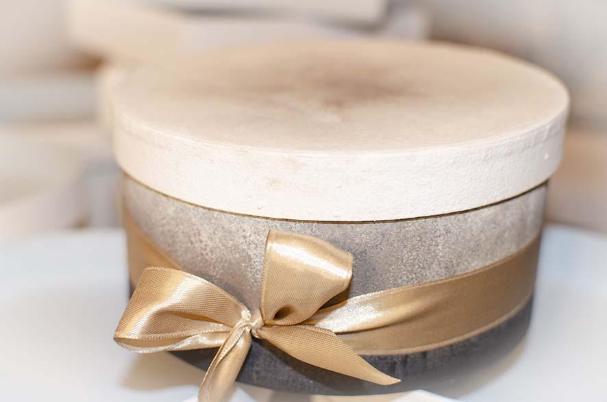 подарочные коробки для новогодних подарков