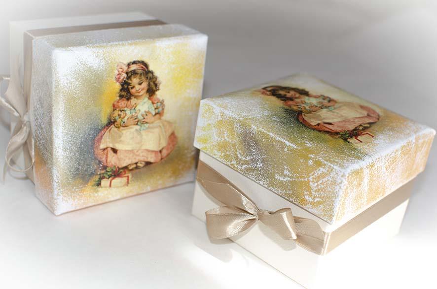 сколько стоит подарочная коробка