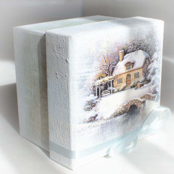 домик подарочный набор