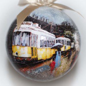 подарки трамвай