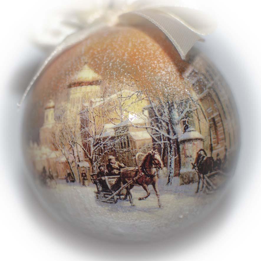 Подарок вид Москвы