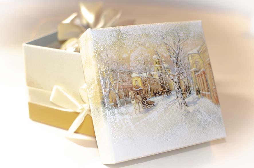 подарки сюрпризы новый год