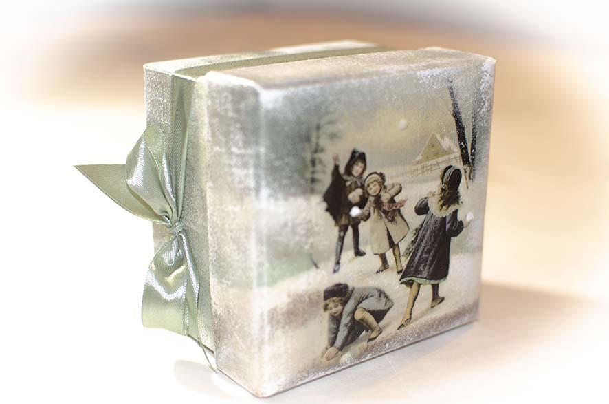 где купить подарочную коробку
