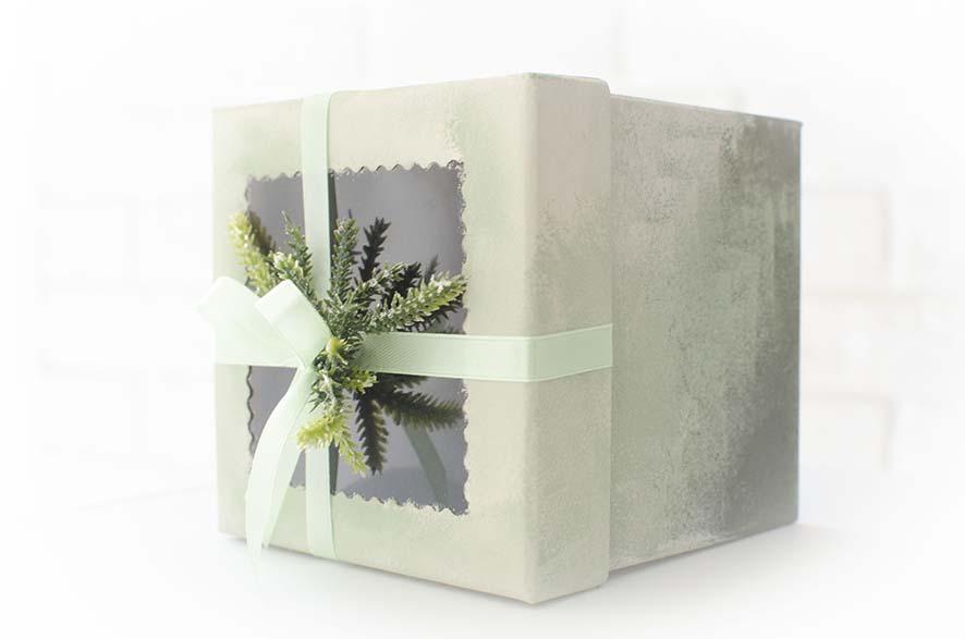 подарочная коробка купить недорого